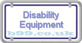 disability-equipment.b99.co.uk